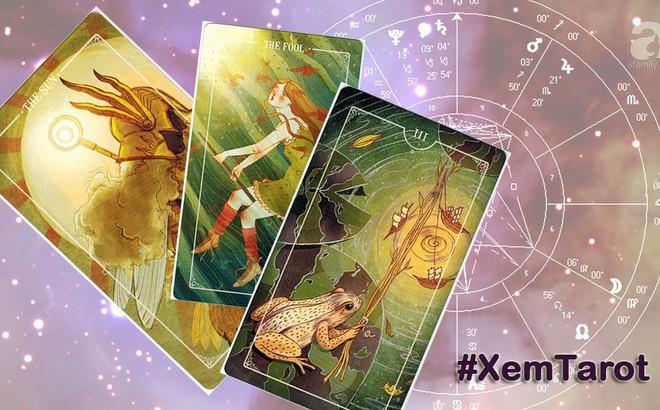 Rút một lá bài Tarot đại diện cho cung Hoàng đạo của bạn để nhận những lời khuyên giúp bạn có cuộc sống suôn sẻ hơn trong thời gian tới