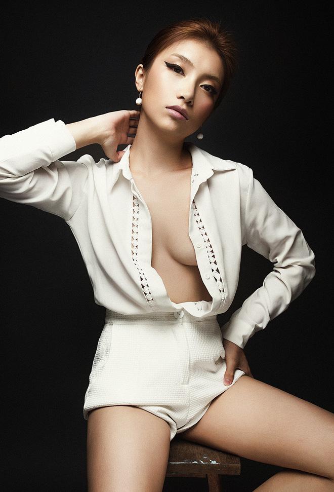 2 cô cháu gái Lam Trường: Xinh đẹp, tài năng nhưng chật vật để nổi tiếng - Ảnh 8.