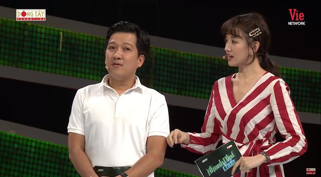 Bạn gái cầu thủ Quang Hải bị chê thiếu kiến thức khi tham gia chương trình truyền hình - Ảnh 1.