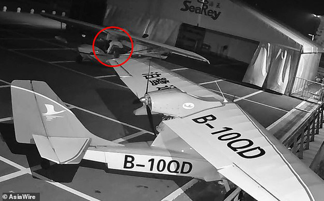 Nhân viên sân bay giật mình vì máy bay suýt bị đánh cắp, truy lùng được danh tính kẻ trộm thì ai cũng phát hoảng thốt lên 'tuổi trẻ tài cao'