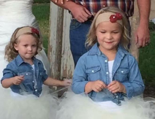Bà mẹ dùng súng bắn chết 2 con gái nhỏ nhưng lời nói cầu cứu của người chồng khi hoảng loạn báo cảnh sát mới khiến người ta giật mình - Ảnh 1.