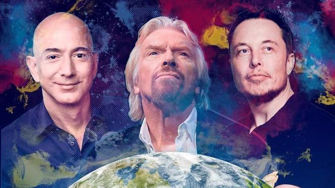 Bí mật 3 đế chế ngầm ở Mỹ: Có thể làm chao đảo lịch sử, thay đổi tương lai nhân loại - Ảnh 2.