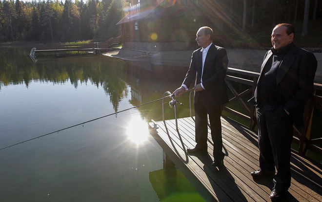 8 nơi ở chính thức của Tổng thống Nga Putin - ảnh 11
