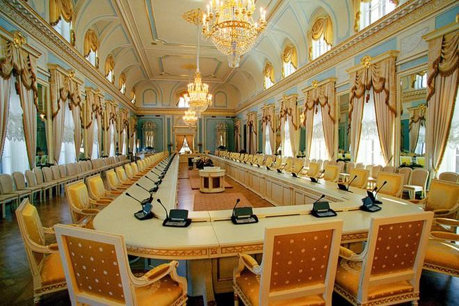 8 nơi ở chính thức của Tổng thống Nga Putin - ảnh 13