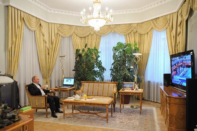 8 nơi ở chính thức của Tổng thống Nga Putin - ảnh 2