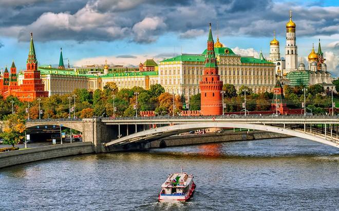 8 nơi ở chính thức của Tổng thống Nga Putin - ảnh 3