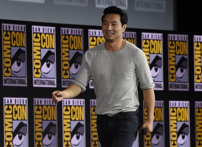 Không phải Bành Vu Yến, mỹ nam giành suất siêu anh hùng Trung Quốc đầu tiên của Marvel gây sốt với body 8 múi - Ảnh 4.