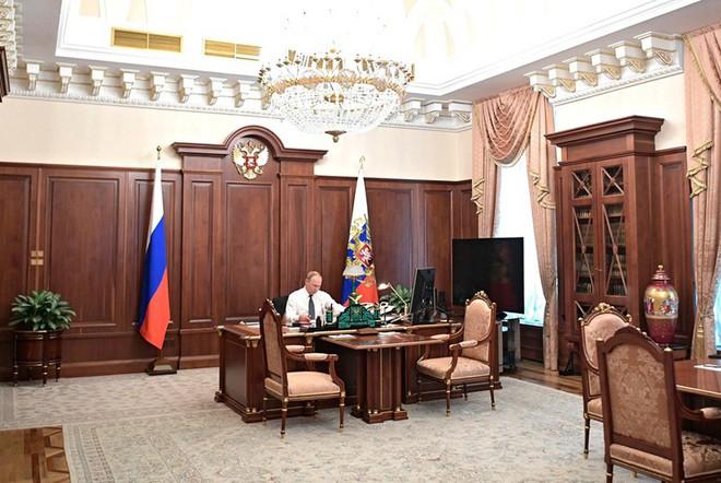 8 nơi ở chính thức của Tổng thống Nga Putin - ảnh 4