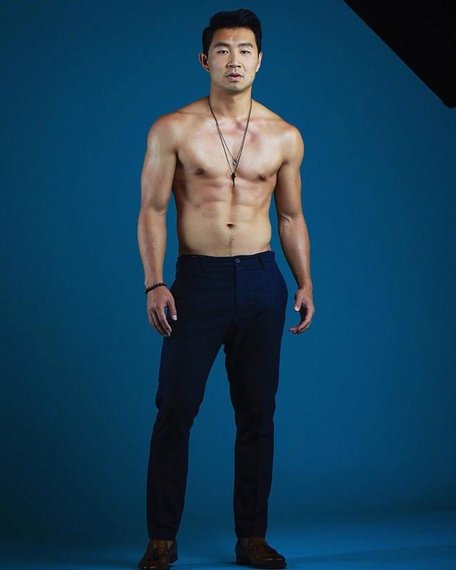 Không phải Bành Vu Yến, mỹ nam giành suất siêu anh hùng Trung Quốc đầu tiên của Marvel gây sốt với body 8 múi - Ảnh 8.