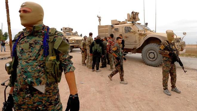 Thùng thuốc súng Bắc Syria: Mỹ - Thổ chỉ chờ tia lửa? - Ảnh 5.