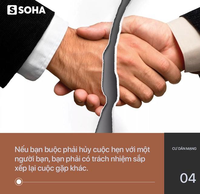 Đừng cầu hôn ở đám cưới người khác, không mượn một món đồ quá 3 lần và nhớ gọi taxi cho bạn nhậu - Ảnh 4.