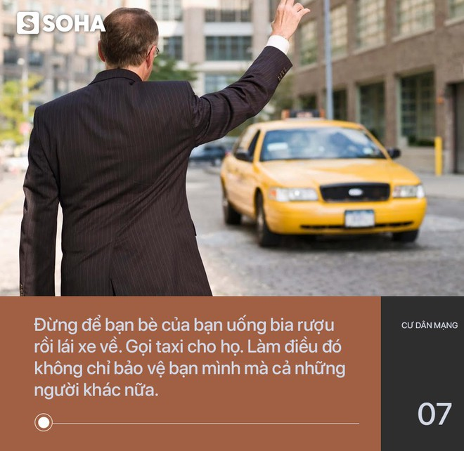 Đừng cầu hôn ở đám cưới người khác, không mượn một món đồ quá 3 lần và nhớ gọi taxi cho bạn nhậu - Ảnh 7.