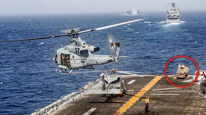 Biển Đông-Eo biển Đài Loan: Mỹ nên chuẩn bị tinh thần nhịn nhục như vụ UAV RQ-4A ở Iran? - Ảnh 1.