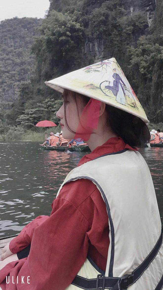 Lên chùa tu, nữ sinh Ninh Bình gây sốt khi tình cờ lọt vào ống kính nhiếp ảnh - Ảnh 7.