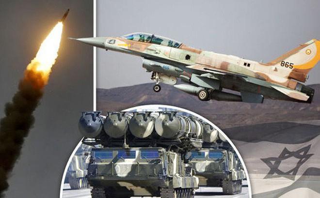 """Israel """"hạ thủ"""" UAV của Nga và vượt mặt S-300 dễ như trở bàn tay?"""