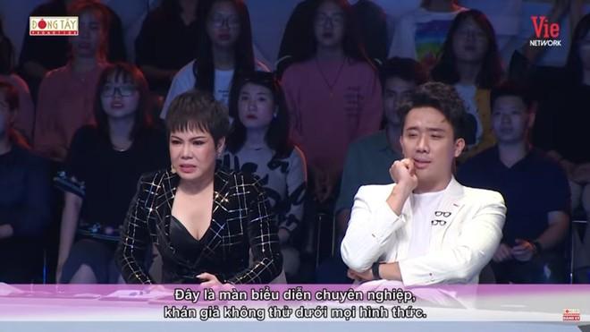 Việt Hương hài hước: Tôi đã nói với Trấn Thành rồi, bây giờ tôi không làm nghệ sĩ nữa - Ảnh 6.