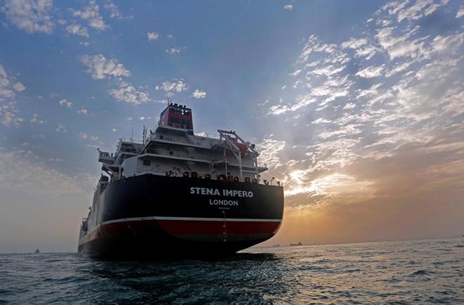 Chuyên gia phơi bày ý đồ của Iran khi bắt giữ tàu dầu Anh - Ảnh 2.