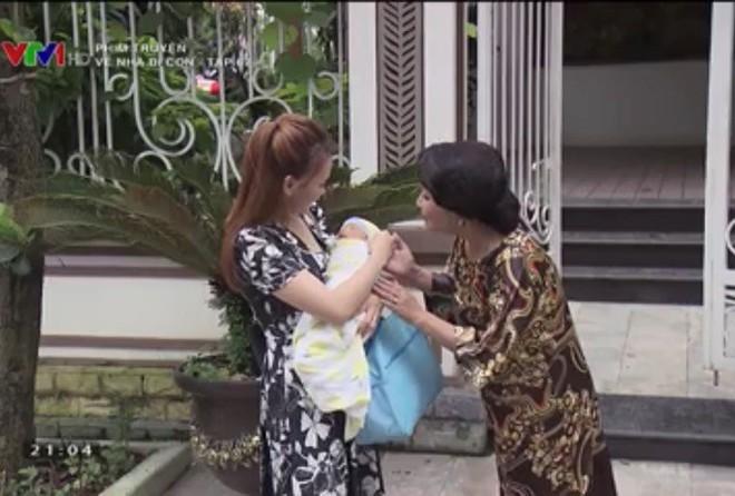 Nghệ sĩ Ngân Quỳnh tiết lộ cảnh quay xúc động nhất Về Nhà Đi Con: 'Tôi chạy theo xe taxi mà òa khóc' - ảnh 1