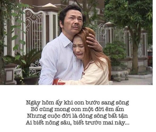 Cảnh phim được mong chờ nhất tối nay: Bố Sơn sang tận nhà chồng đón Thư được dân mạng phổ hẳn thành thơ, đọc xong thấy xốn xang lạ thường - Ảnh 1.