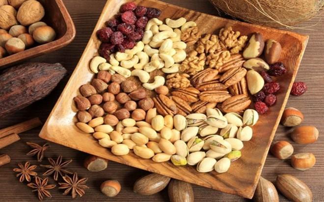 10 món ăn vặt phù hợp cho người tiểu đường - Ảnh 1.