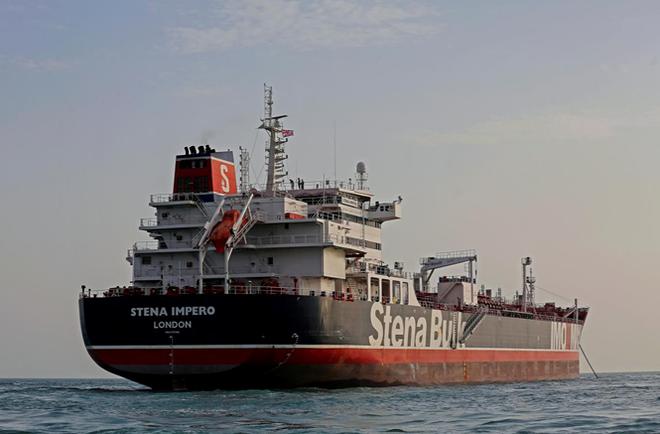 Chuyên gia phơi bày ý đồ của Iran khi bắt giữ tàu dầu Anh - Ảnh 3.