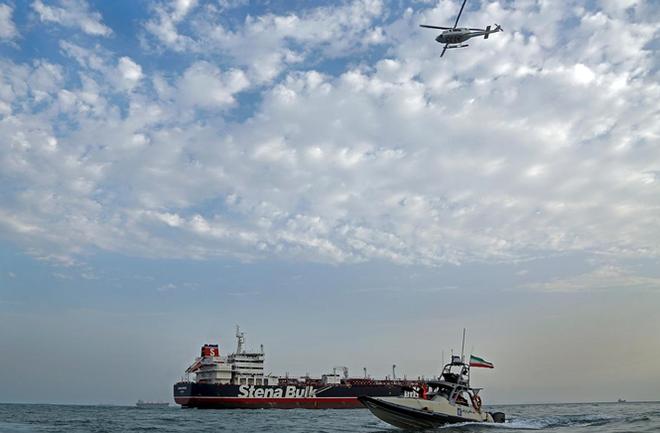Chuyên gia phơi bày ý đồ của Iran khi bắt giữ tàu dầu Anh - Ảnh 4.