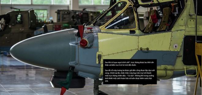 Trực thăng tấn công Ka-52: Tổ hợp hàng không tiên tiến bậc nhất của Không quân Nga mạnh nhường nào? - Ảnh 5.