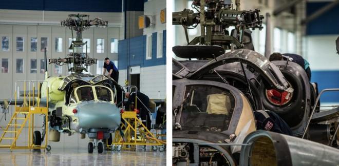 Trực thăng tấn công Ka-52: Tổ hợp hàng không tiên tiến bậc nhất của Không quân Nga mạnh nhường nào? - Ảnh 6.