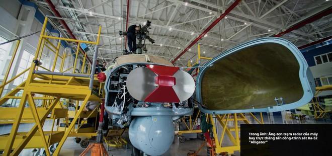 Trực thăng tấn công Ka-52: Tổ hợp hàng không tiên tiến bậc nhất của Không quân Nga mạnh nhường nào? - Ảnh 7.