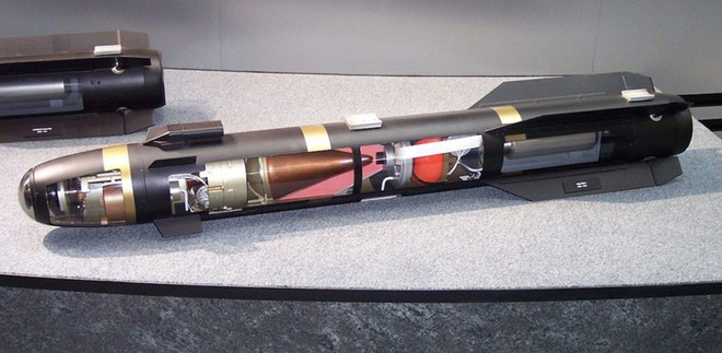 Điểm danh những tên lửa mạnh nhất thế giới - Ảnh 8.