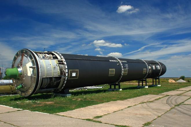 Điểm danh những tên lửa mạnh nhất thế giới - Ảnh 9.