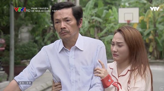 """Cảnh ông Sơn sang nhà chồng Thư nghẹn ngào nói """"Về nhà đi con"""" khiến cả mạng xã hội dậy sóng - Ảnh 1."""