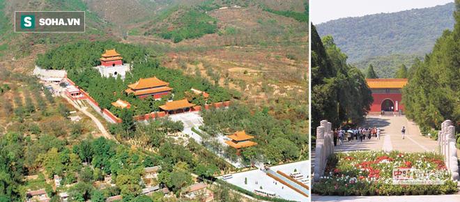 4 lăng tẩm đế vương đáng sợ nhất TQ: Lăng Tần Thủy Hoàng chỉ xếp thứ 2 - Ảnh 2.