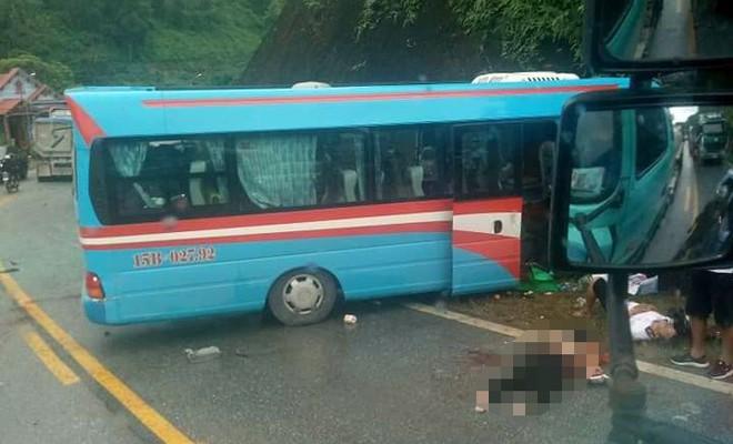 Vụ xe khách đâm xe đầu kéo ở Tuyên Quang: Nạn nhân là giáo viên Hải Phòng đi từ thiện - Ảnh 5.