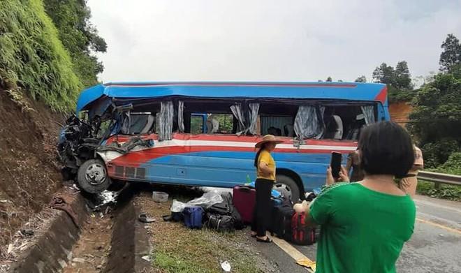Vụ xe khách đâm xe đầu kéo ở Tuyên Quang: Nạn nhân là giáo viên Hải Phòng đi từ thiện - Ảnh 4.