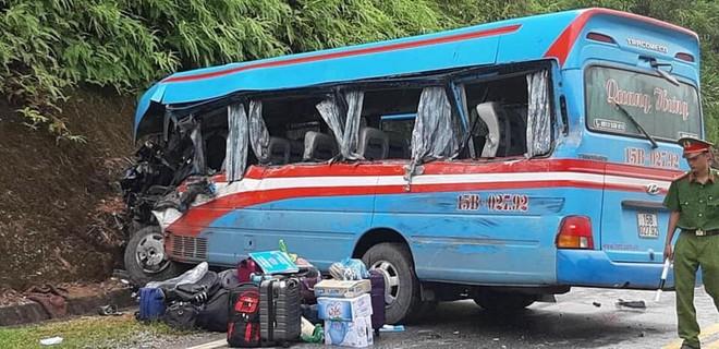 Vụ xe khách đâm xe đầu kéo ở Tuyên Quang: Nạn nhân là giáo viên Hải Phòng đi từ thiện - Ảnh 2.