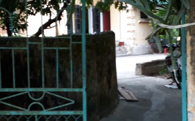 Cha đánh 2 con ruột nguy kịch ở Thái Bình