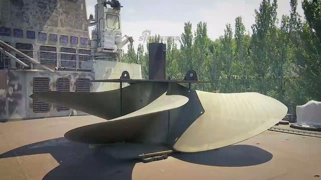Ngạc nhiên trước tình trạng tuần dương hạm Slava của Ukraine: Có khả năng phục hồi? - Ảnh 5.