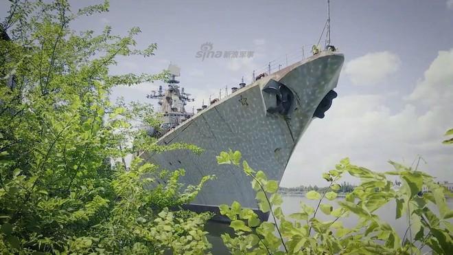 Ngạc nhiên trước tình trạng tuần dương hạm Slava của Ukraine: Có khả năng phục hồi? - Ảnh 8.