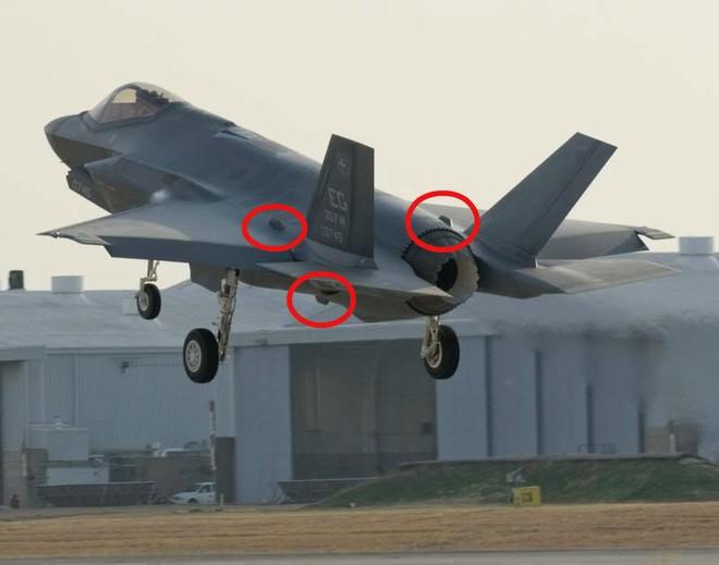 Tiêm kích tối tân F-22 bị Trung Quốc tóm sống: Công nghệ tàng hình Mỹ hữu danh vô thực? - Ảnh 3.