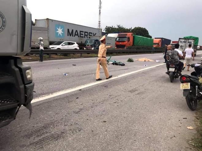 Hiện trường vụ tai nạn kinh hoàng khiến 6 người tử vong ở Hải Dương - Ảnh 6.