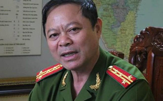 Thành phố Thanh Hóa có Trưởng Công an mới thay thế ông Nguyễn Chí Phương