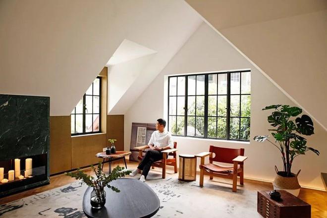 Không phải biệt thự tráng lệ, người phụ nữ sinh ra trong gia đình giàu có bậc nhất Thượng Hải lại ở trong ngôi nhà vườn khoáng đạt giữa thiên nhiên - Ảnh 1.