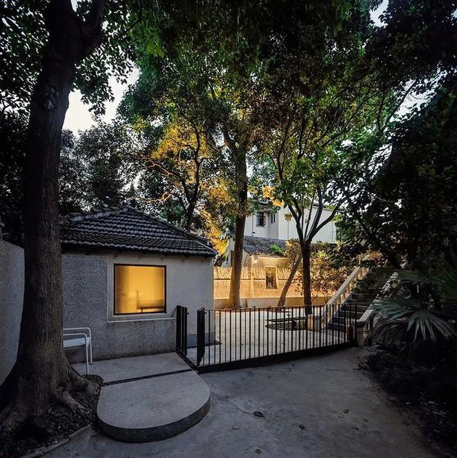 Không phải biệt thự tráng lệ, người phụ nữ sinh ra trong gia đình giàu có bậc nhất Thượng Hải lại ở trong ngôi nhà vườn khoáng đạt giữa thiên nhiên - Ảnh 2.