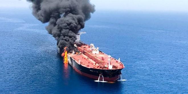 Không phải hải quân, Iran tưởng đây là vũ khí lợi hại nhất chống Mỹ nhưng hóa ra vô dụng - Ảnh 1.