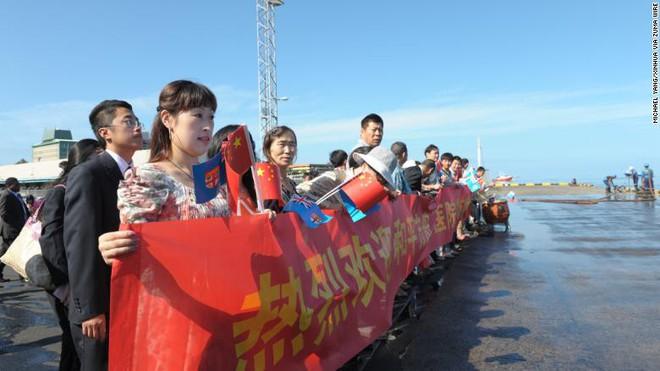 Dùng tiền đè bẹp đối thủ, Trung Quốc vươn vòi bạch tuộc nguy hiểm tới vùng biển rộng hơn cả lãnh thổ Nga - Ảnh 8.