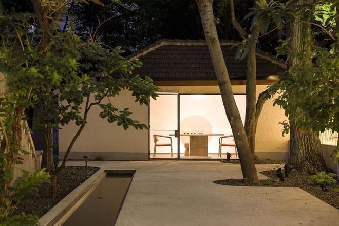 Không phải biệt thự tráng lệ, người phụ nữ sinh ra trong gia đình giàu có bậc nhất Thượng Hải lại ở trong ngôi nhà vườn khoáng đạt giữa thiên nhiên - Ảnh 6.