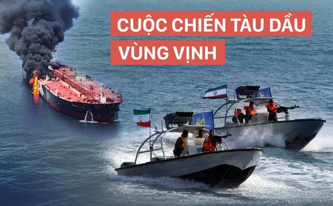 Chuyên gia Mỹ bình luận vụ bắt tàu dầu: Thua kém hải quân Anh-Mỹ nhưng Iran có tới 4 quân bài đáng sợ