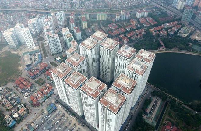 Điểm tên các dự án do DNTN Xây dựng số 1 tỉnh Điện Biên của ông Thản đầu tư ở Hà Nội - Ảnh 1.