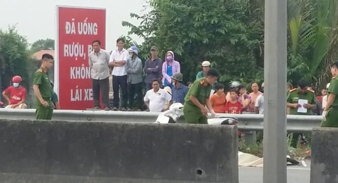 Nam thanh niên đâm chết bạn gái trên đường phố Sài Gòn - Ảnh 1.
